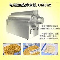 电加热炒制机炒药机炒米机搅拌锅