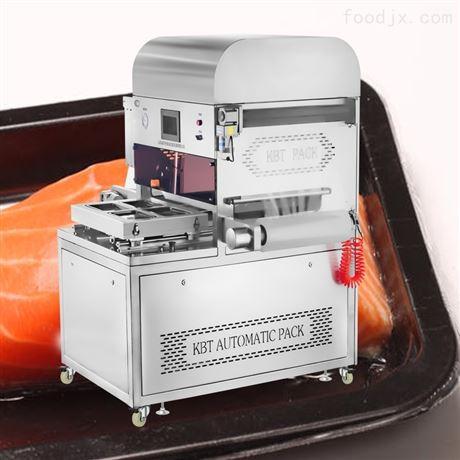海产品鲍鱼真空贴体包装机