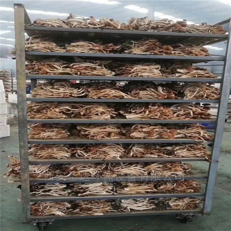 香菇空气能烘干设备自动控温省工省人力