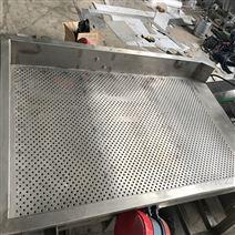 振动筛不锈钢沥水脱水设备自动出料