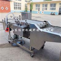 自动化的鱼排裹浆机 浓浆裹浆设备