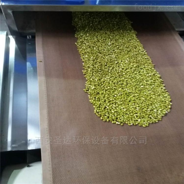渭南市绿豆微波熟化设备可连续作业不停歇