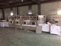 微波设备花生熟化灭菌设备