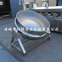 郑州可倾式蒸煮猪头肉的夹层锅