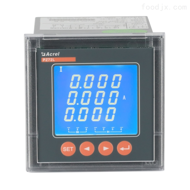 PZ系列选配一路报警功能三相电流表