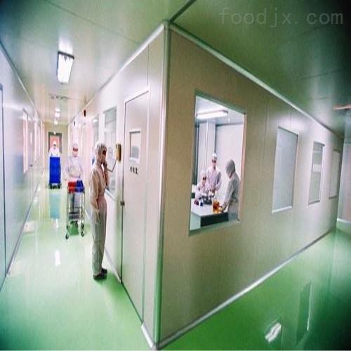 日照微生物实验室设计安装讲究个牌面