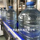 全自动桶装水罐装机矿泉水生产线厂家定制