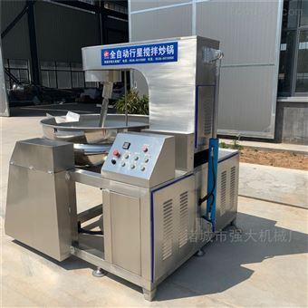 600强大机械600升自动行星搅拌夹层锅