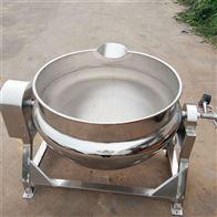 商用电加热可倾式夹层锅