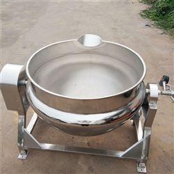商用不锈钢燃气加热夹层锅