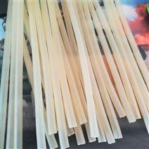 济南泰诺加长型70人造米双螺杆挤压膨化机