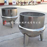 学校餐厅可用的多功能电加热夹层锅