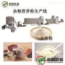 膨化设备营养粉生产线