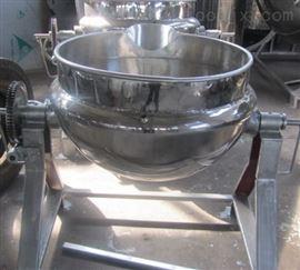 蒸汽加热可倾式夹层锅