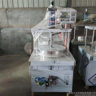 DLD-006全自动手抓饼压饼机烤鸭饼机春饼机薄饼