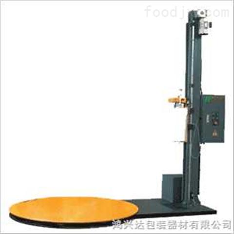 简易型缠绕机|拉伸膜裹包机|广东鸿兴达裹包机