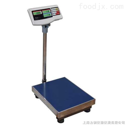 供应镇江量程/精度30kg/2g的电子计数台秤