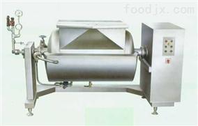 卧式搅拌蒸汽夹层锅