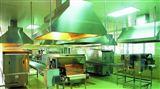 浩爽100平米中央厨房食品低温冷藏库造价多少钱