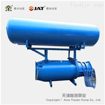 400QJF大流量�浮动式潜水泵特性