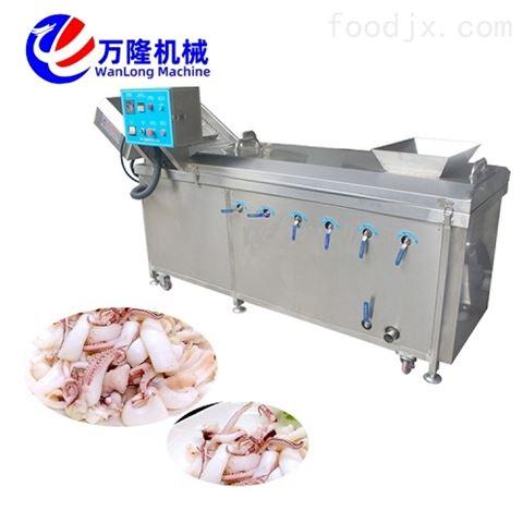 供应小型小龙虾大虾鱼皮蒸煮机可加工定制