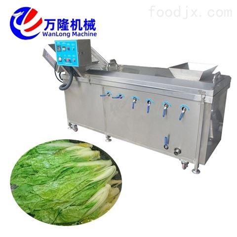 机械厂现货食用菌小鱼藕片漂烫机