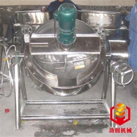 食堂用熬粥锅带搅拌豆制品蒸煮锅