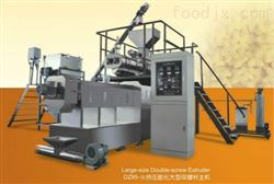 CY72-II水果燕麦片设备生产线
