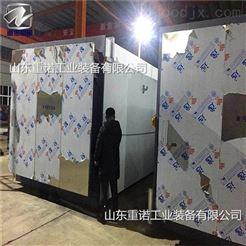 ZN-1000草菇菌棒高温高压灭菌柜