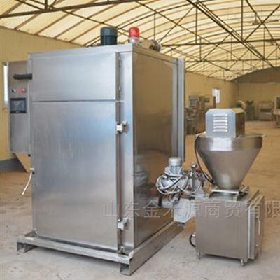 JHY30熏鱼设备烟熏炉机子