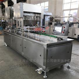 HQTG-50型双头多功能伺服糖果机械  双色硬糖/软糖浇注机