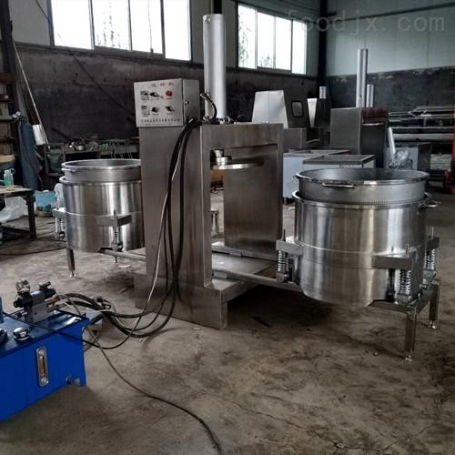工业用液压榨汁机压榨脱水机压力是多少