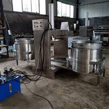 立式双桶果蔬液压压榨机