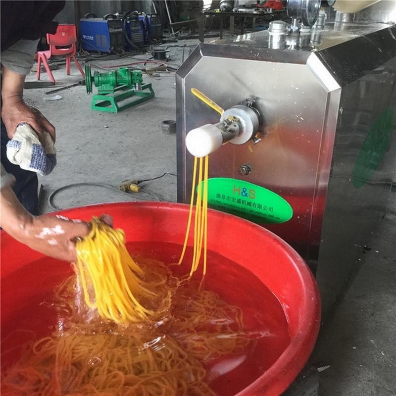 水磨式玉米碴条机生产