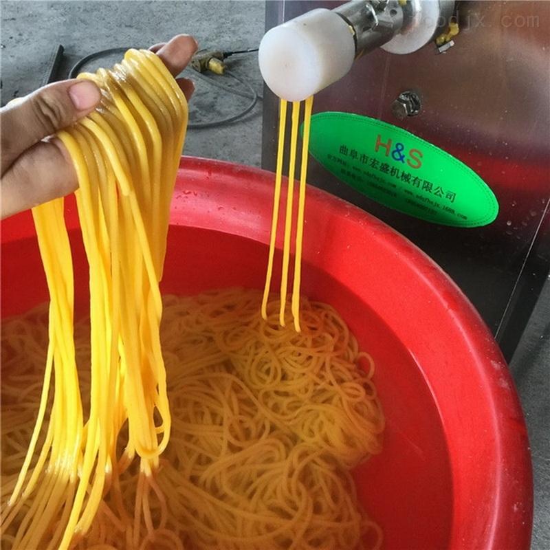 耐煮型酸汤子机质量三包