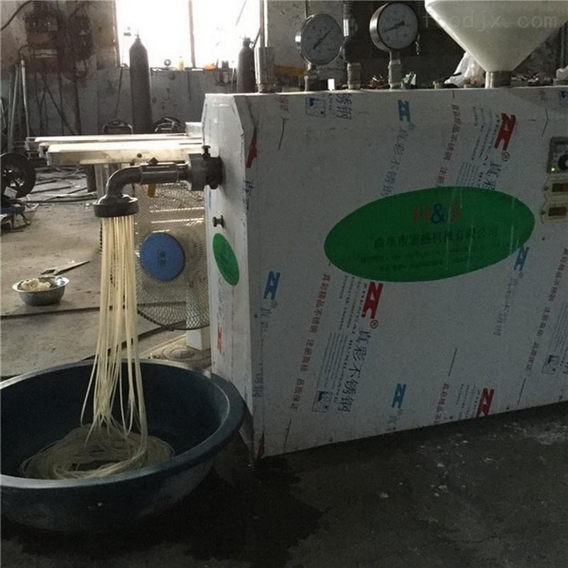无需蒸米饵丝机质量三包