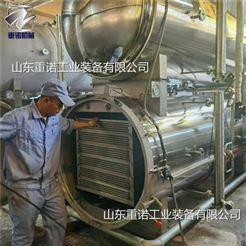ZN-700大型两锅一罐玉米高温高压杀菌锅
