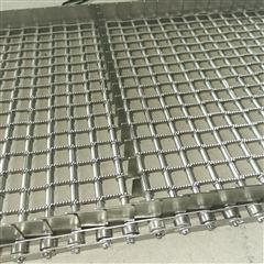 不锈钢串片式网带
