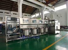 QGF全自动大桶五加仑纯净水生产线