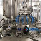 40-40-12小瓶水液体不锈钢灌装设备