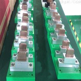 70A AGV自动充电装置电滑口板刷板刷块 碳刷