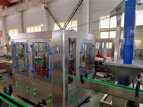 全自动瓶装矿泉水灌装机生产线
