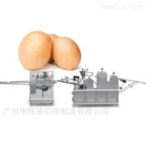 圆面包生产线