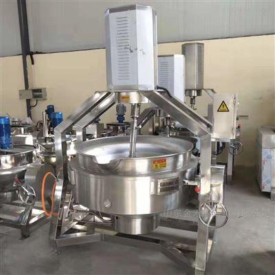 JHYX-600L电磁全自动行星搅拌锅