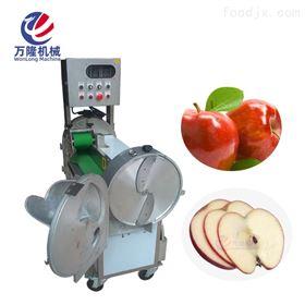 QC-112厂家直销切叶菜机,多功能根茎球茎切菜机