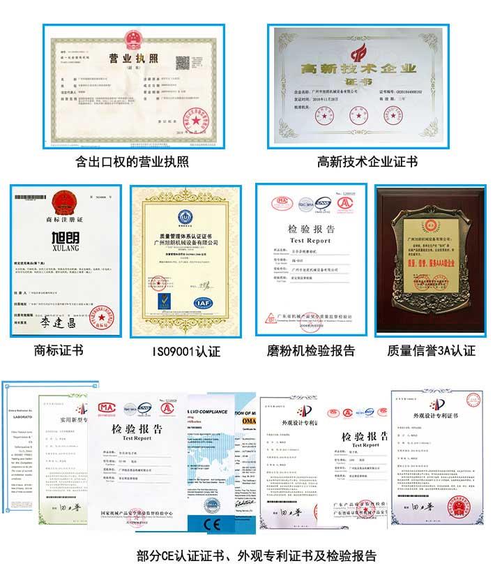 旭朗荣誉证书