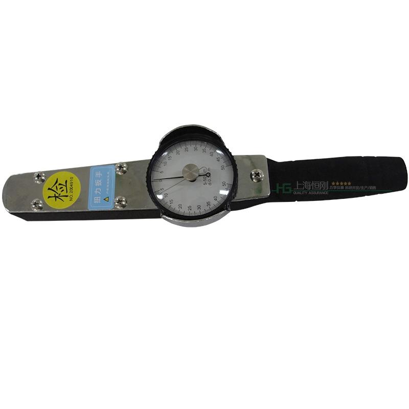 表盘式公斤指针测力扳手