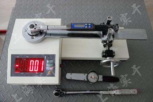 SGXJ扭力扳手校准仪