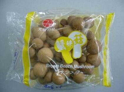 蟹味菇包装机