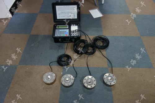 多通道轮辐式数显测力仪